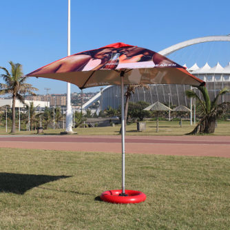 Branded Umbrellas: Acacia Flex