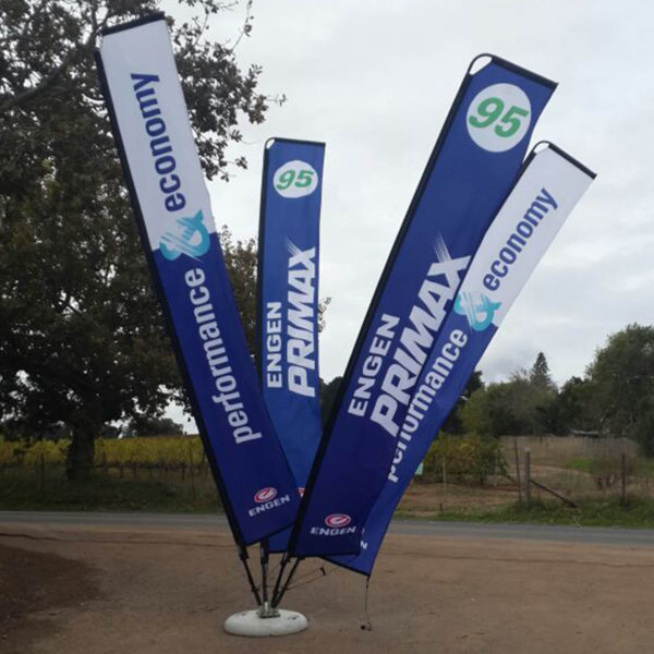 Telescopic Banner