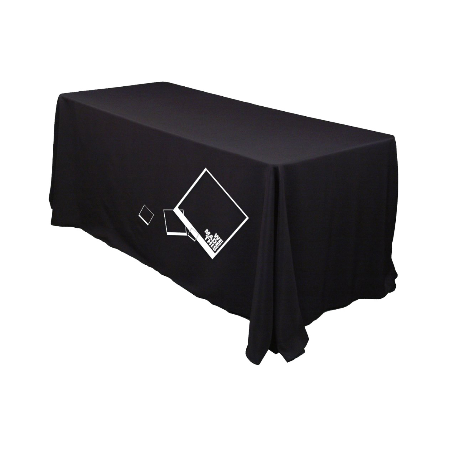 Branded Tablecloths Expand A Sign