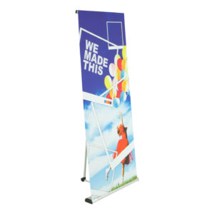 Ex-T Pull-Up Banners