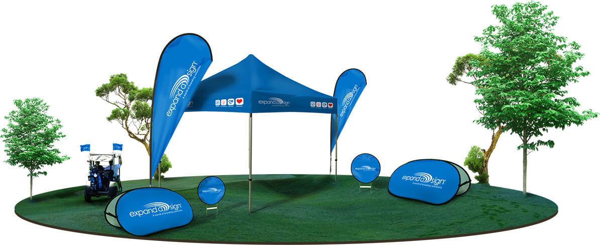 Golf Event Kit