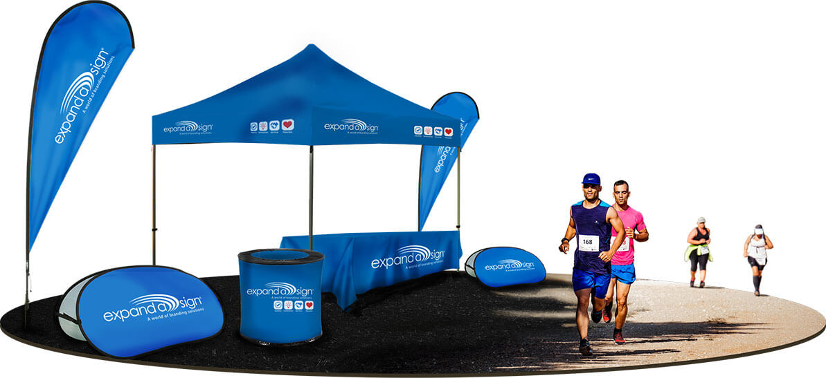 Marathon Event Kit