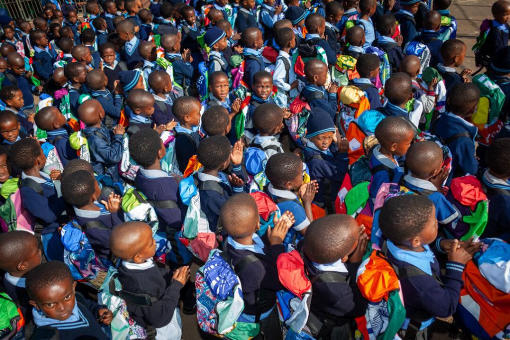 Inchanga School Bags